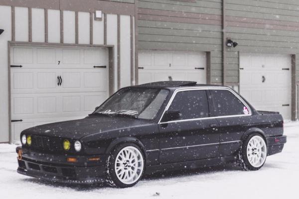 Встреча клуба любителей BMW Оренбург