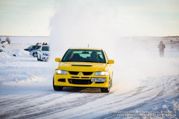 ICE CHALLENGE. Чемпионат по ледовым автогонкам. Магнитогорск